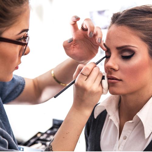 makeup artist kurs